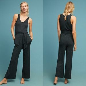 Anthropologie Cloth & Stone Sleeveless Jumpsuit